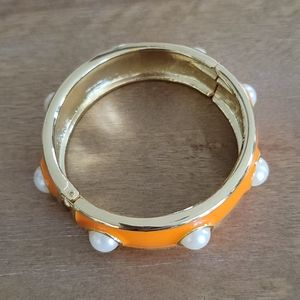 Charming Charlie Cuff Bracelet